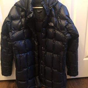 Northface winter coat puffer